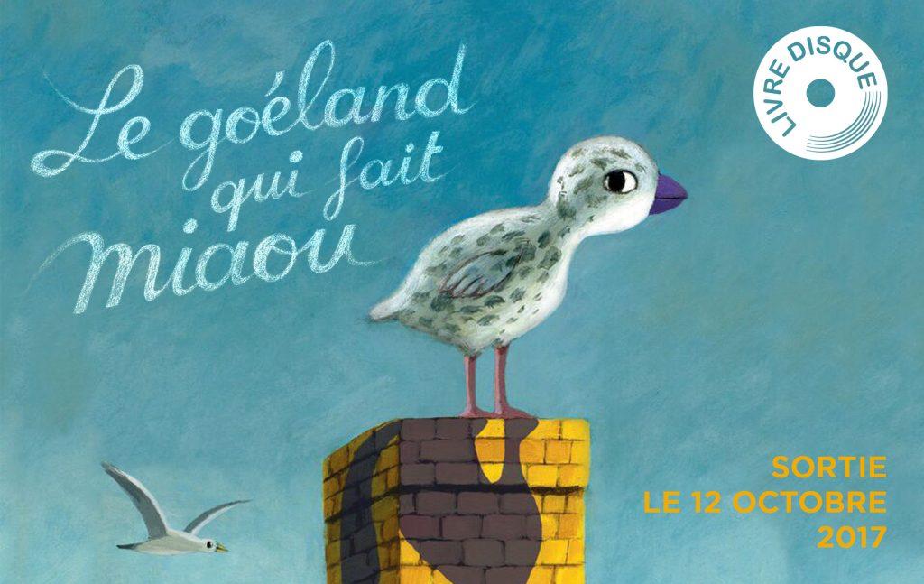 Le Goeland qui fait miaou