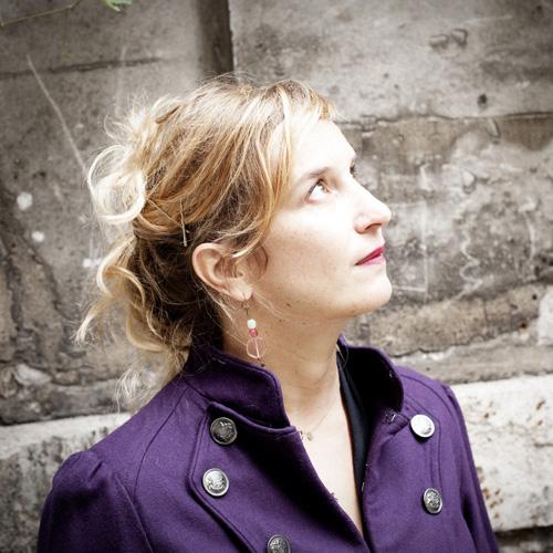 Julie Bonnie - Crédit photo Renaud Monfourny - Le label dans la forêt