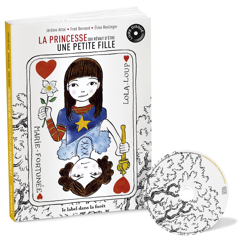 Le Label dans la Foret - La Princesse - Jérôme Attal - Packshot