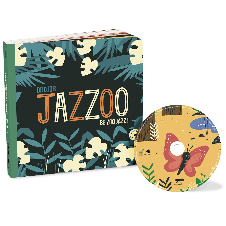 Le Label dans la Foret - Jazzoo - Packshot