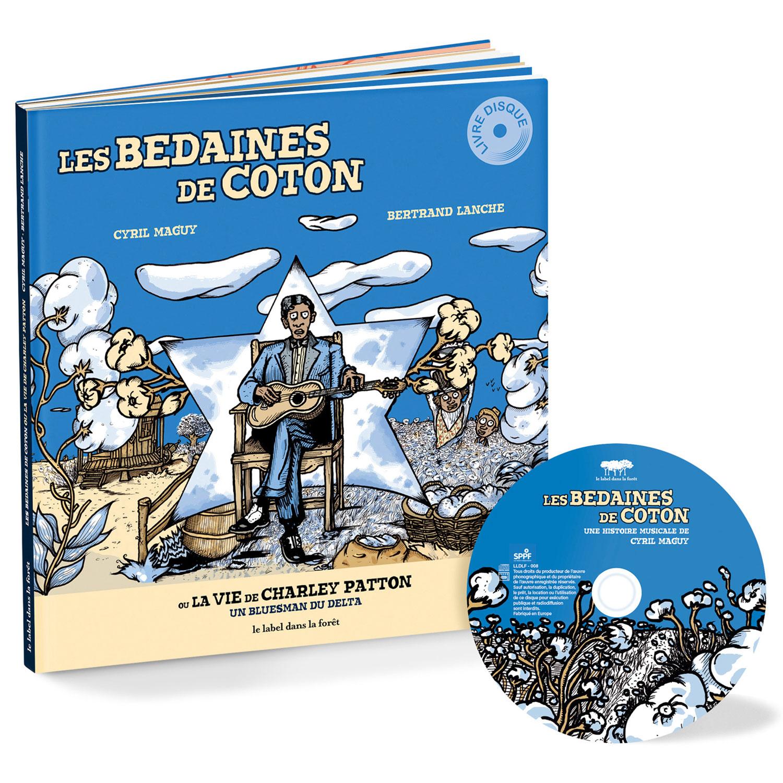 Le Label dans la Foret - Les Bedaines de Coton - Cyril Maguy - Packshot